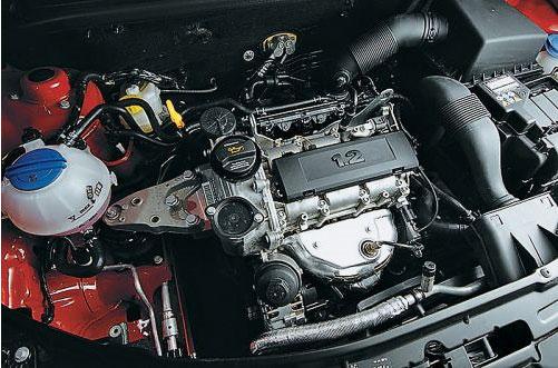 skoda fabia 1.2 отзывы о двигателе